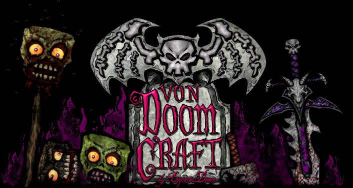 Download vonDoomCraft Resource Packs
