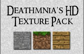 Download Deathmania's HD Resource Packs