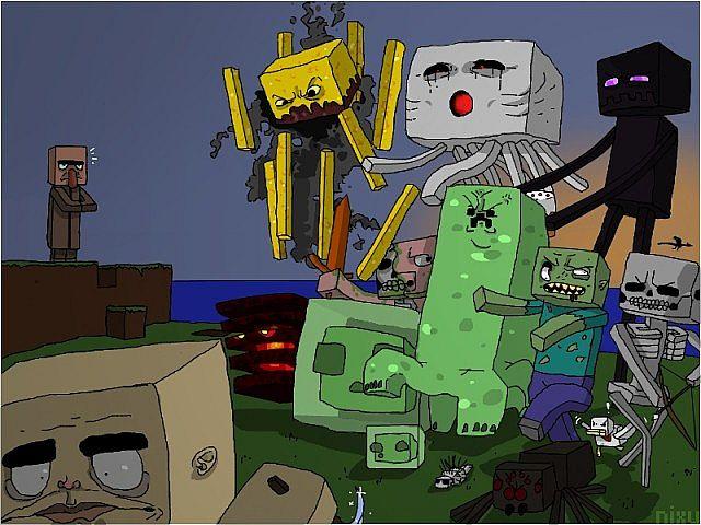 Download Nate's Cartoon Default Resource Packs