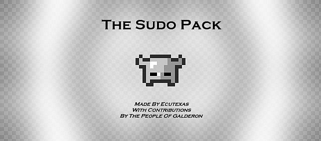Download The Sudo Resource Packs