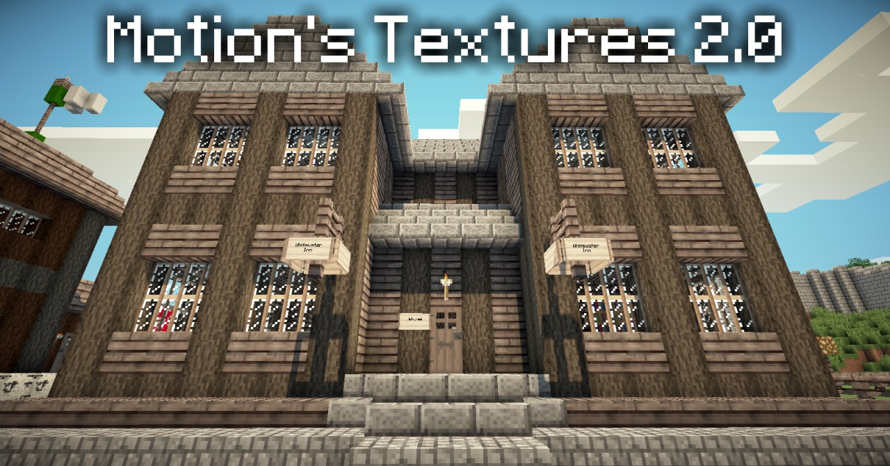 Download Motion's Resource Packs