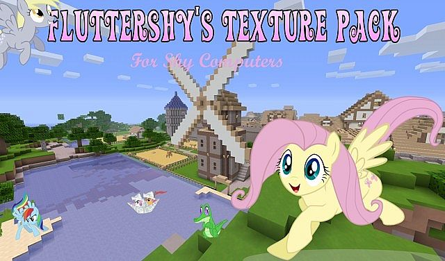 Download Fluttershy's Resource Packs
