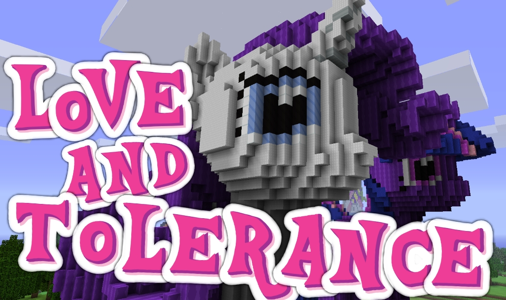 Download Love and Tolerance Resource Packs 1.5.2