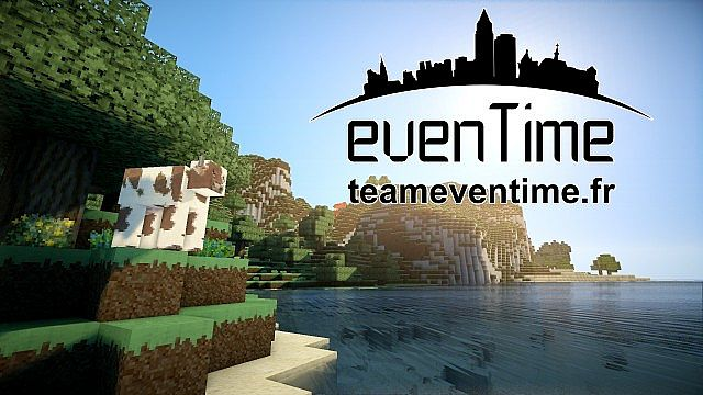 Download Eventime's Resource Packs - wood planks